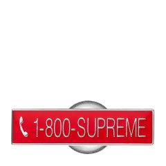 Supreme 19FW 1-800-Supreme Pin 电话号码胸针图片