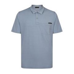PRADA/普拉达  男士短袖Polo衫 短袖T恤 男装图片