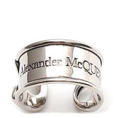 Alexander McQueen/亚历山大麦昆 19年秋冬 百搭 男性 戒指/指环 585482 J160Y 0446图片