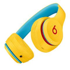 Beats Solo3 Wireless 头戴式 蓝牙无线 苹果电脑降噪魔音跑步耳机耳麦【新品】图片