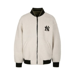 MLB 19FW新款 韩国直邮 LA&NY 毛绒布 双面式  男女士运动夹克/外套 31JPF2941图片
