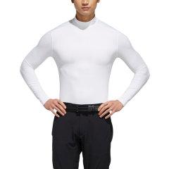 Adidas阿迪达斯高尔夫服装 男休闲运动紧身衣图片