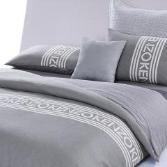 KENZO/高田贤三 经典全棉四件套床单被罩枕套图片