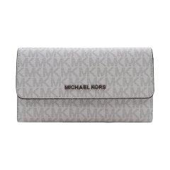 【包邮包税】MichaelKors/迈克·科尔斯 MK女士长款钱包 35S8GTVF7L图片