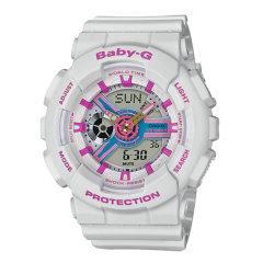 卡西欧(CASIO)女表 BABY-G少女时代潮流双显多功能电子防水运动手表女图片