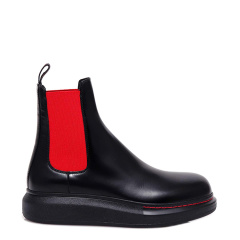 【双11同价】Alexander McQueen/亚历山大麦昆 20年秋冬 百搭 男性 男士短靴 586198WHX52图片