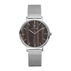 Pierre Lannier/连尼亚法国进口PL男表木纹表盘男士手表百搭格调男士腕表手表男图片