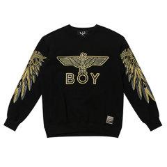 BOY LONDON/BOY LONDON 韩版  男士运动卫衣/套头衫 B83MT1100U图片