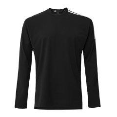 Y-3/Y-3男士运动T恤Y31D2T001CY6977-CY6976黑色同款图片
