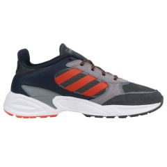 Adidas阿迪达斯 男鞋2019新款运动鞋健身训练舒适透气时尚耐磨缓震休闲跑步鞋EE9892 EE9894图片