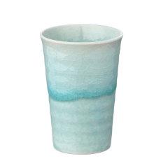 【日本进口】Mino Yaki美浓烧直筒彩色杯图片