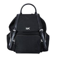 Michael Kors/迈克·科尔斯 19秋冬 女士帆布时尚小号翻盖书包背包双肩包图片
