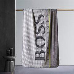 HUGO BOSS/雨果博斯 HUGO BOSS MASH丝柔毯150*200cm/140*190cm图片