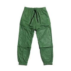 KKtP 设计师原创潮牌情侣款 男款可拆卸闪光运动长裤个性时尚男裤图片