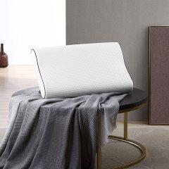 HUGO BOSS/雨果博斯 BOSS 经典乳胶枕j减压枕舒适鹅毛枕时尚记忆枕 单只图片