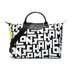 Longchamp/珑骧女士 LEPLIAGELGP系列织物短柄手提单肩包饺子包旅行袋 1630 413图片