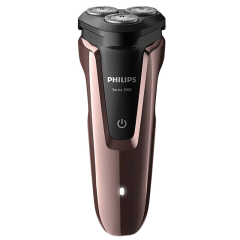 Philips/飞利浦 S1010/04 / S1060/04 电动剃须刀 电动胡须刀 男士刮胡刀 电须刀 全身水洗 三刀头图片