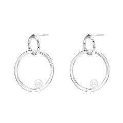 A&C/A&C C Miniature Pearls微型珍珠系列环绕耳坠图片