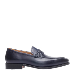QUARVIF/QUARVIF 男鞋 牛皮 商务乐福鞋小方头鞋型乐福鞋  QMG83517图片