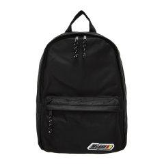 【MSGM】19年新品 女士 徽标双肩包 书包  黑/粉色 BACK PACK图片