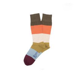 CORGI【秋冬新品】男士棉袜英国进口中筒袜街拍堆堆袜舒适透气礼品长袜图片