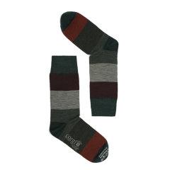 CORGI羊毛袜英国进口男士袜子手工针织商务保暖中筒袜图片