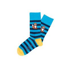 CORGI【秋冬新品】袜子女士棉袜英国进口中筒袜街拍堆堆袜舒适透气礼品长袜图片