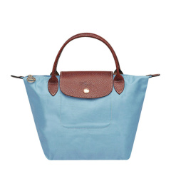 Longchamp/珑骧 Le Pliage系列女士尼龙小号短柄可折叠手提包旅行包 1621089 多色可选图片