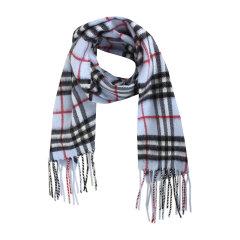 【19秋冬】BURBERRY/博柏利  童装男女童经典Vintage格纹羊绒围巾 8015163图片