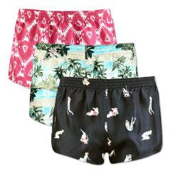 【特惠组合】奢华高贵真丝透气柔滑性感女郎 阿波罗裤3枚图片