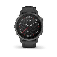 GARMIN/佳明fenix6s Pro蓝宝石心率登山户外运动GPS跑步手表图片