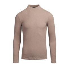 【19秋冬】Ferrero Ross/费列罗斯 时尚商务休闲打底衫 男士长袖T恤 LK9808图片