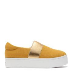 BENATIVE/本那【断码特价】秋冬新款时尚多色个性居家舒适帆布平跟鞋女鞋图片