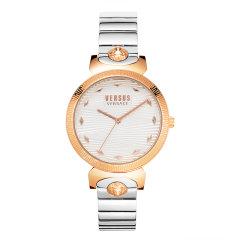 【19秋冬新款】VERSUS/VERSUS 范瑟丝 MARION系列气质手表 钢带款 时尚镀金个性石英女表图片