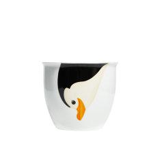 JingRepublic/共禾京品卡通动物马克杯简约立体大容量动物陶瓷办公水杯图片
