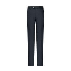 1.17-30快递停发,恢复后优先安排发货 TOMBOLINI/东博利尼 男士西裤 藏青色羊毛男士西裤 XSD43123UBBC图片