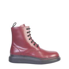 Alexander McQueen/亚历山大麦昆 19年秋冬 百搭 男性 男士短靴 586191WHX51图片