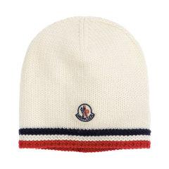 Moncler/蒙克莱  男女童羊毛帽子图片
