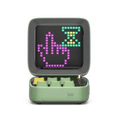 Divoom/点音Ditoo无线蓝牙音箱可爱卡通复古少女迷你便携式音响小图片