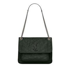 【包税】YSL/圣罗兰  明星同款 中号NIKI女士牛皮链条斜挎包(15色可选)图片