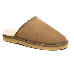 【澳洲直邮】Everugg 羊皮毛一体男士居家拖鞋 21603图片