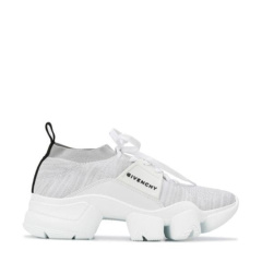 Givenchy/纪梵希 20年春夏 运动鞋 女性 老爹鞋 系带 黑/白 女士休闲运动鞋 BE000ME0DJ#000#100图片