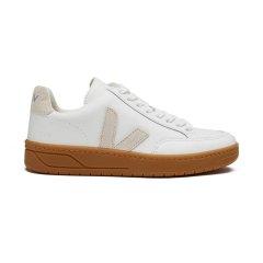 VEJA/VEJA女士白色牛皮运动鞋VEJA偏大-建议购偏小一码图片