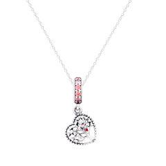 【2020年新款】PANDORA/潘多拉 新款DIY 925银项链 时尚饰品 项链女 礼物送女友送妈妈图片