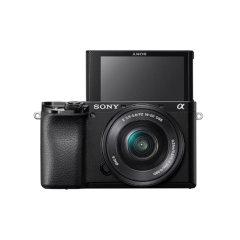 索尼(SONY)ILCE-6100L A6100L APS-C画幅微单数码相机 标准镜头套装 Vlog自拍视频 (alpha 6100)图片