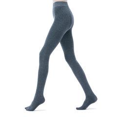 珂宣尼KEEXUENN 火力瘦腿连裤袜女打底裤袜性感提臀美腿黑灰两款可选均码(80-160)可穿图片