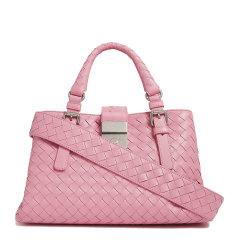 Bottega Veneta/宝缇嘉 20春夏  女士牛皮经典编织单肩包手提包图片