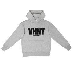 VHNY/VHNY黑白灰三色可选厚款加绒大字母logo男女卫衣VHNY901H图片