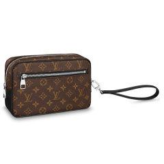 Louis Vuitton/路易威登  KASAI 手包 LV男包 钱包 卡包 LV包 LV钱包男士手拿包 M33424图片