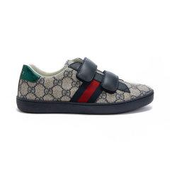 GUCCI/古驰男女童双G图案休闲鞋 463091 9C220 DX图片
